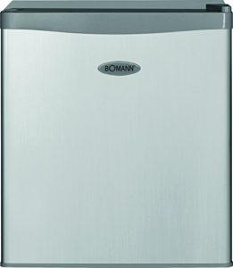 Bomann KB 389 Minikühlschrank silber